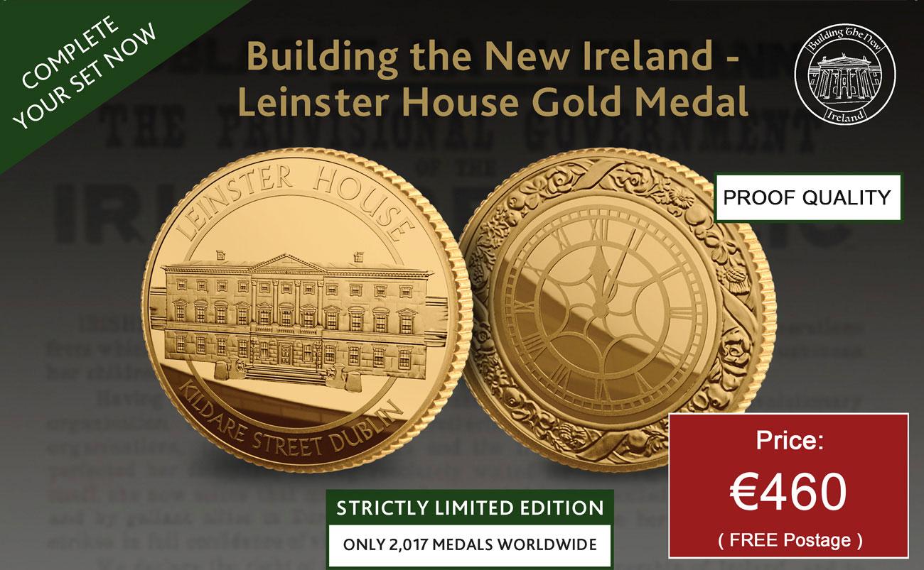 Leinster House Gold Medal