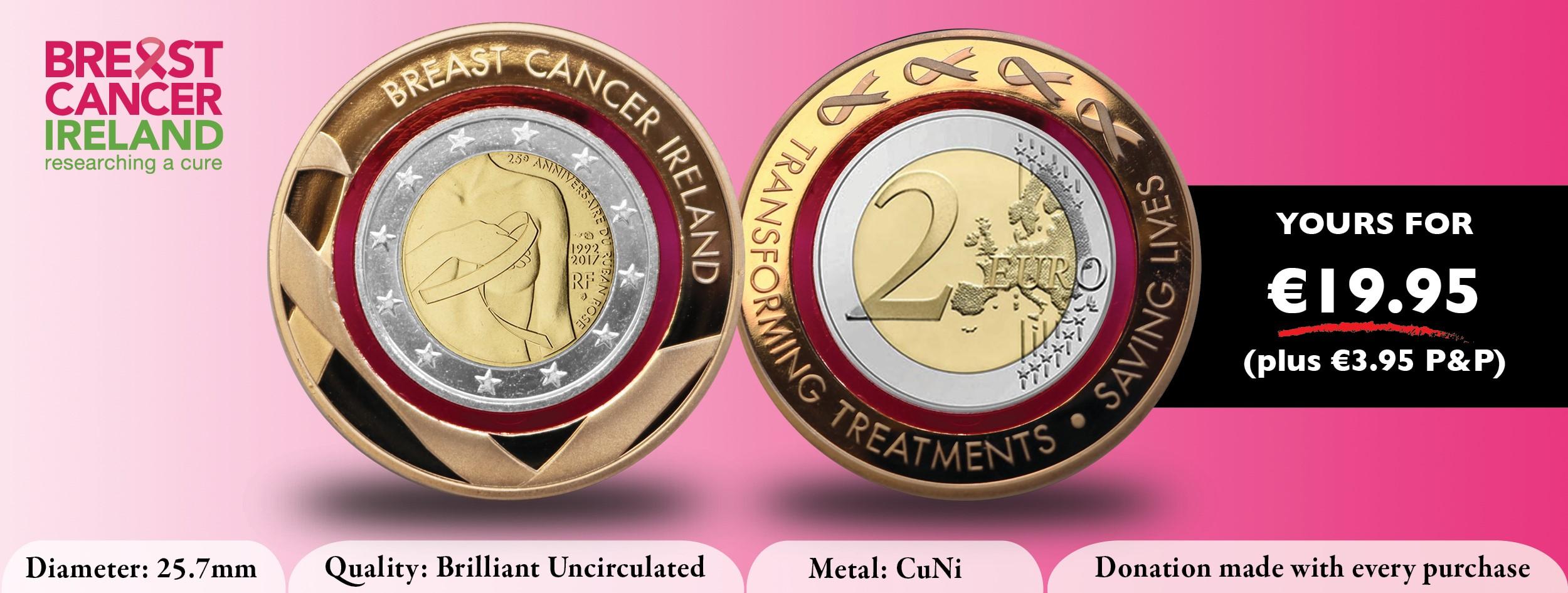 The Breast Cancer Ireland Commemorative