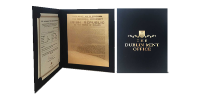 1916 Proclamation 24 carat Gold Leaf