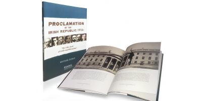 1916 Proclamation Book