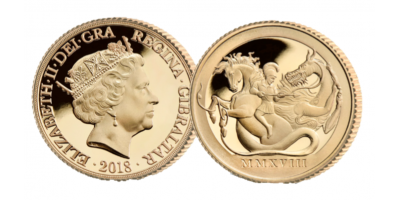 2018 St George and Dragon Sovereign
