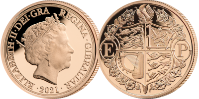 Strength & Stay, Seven Decades Of Devotion Half Sovereign