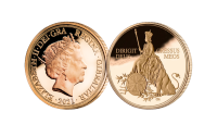 Liz__amp__the_Lion_Quarter_Sovereign__Obv__amp__Rev