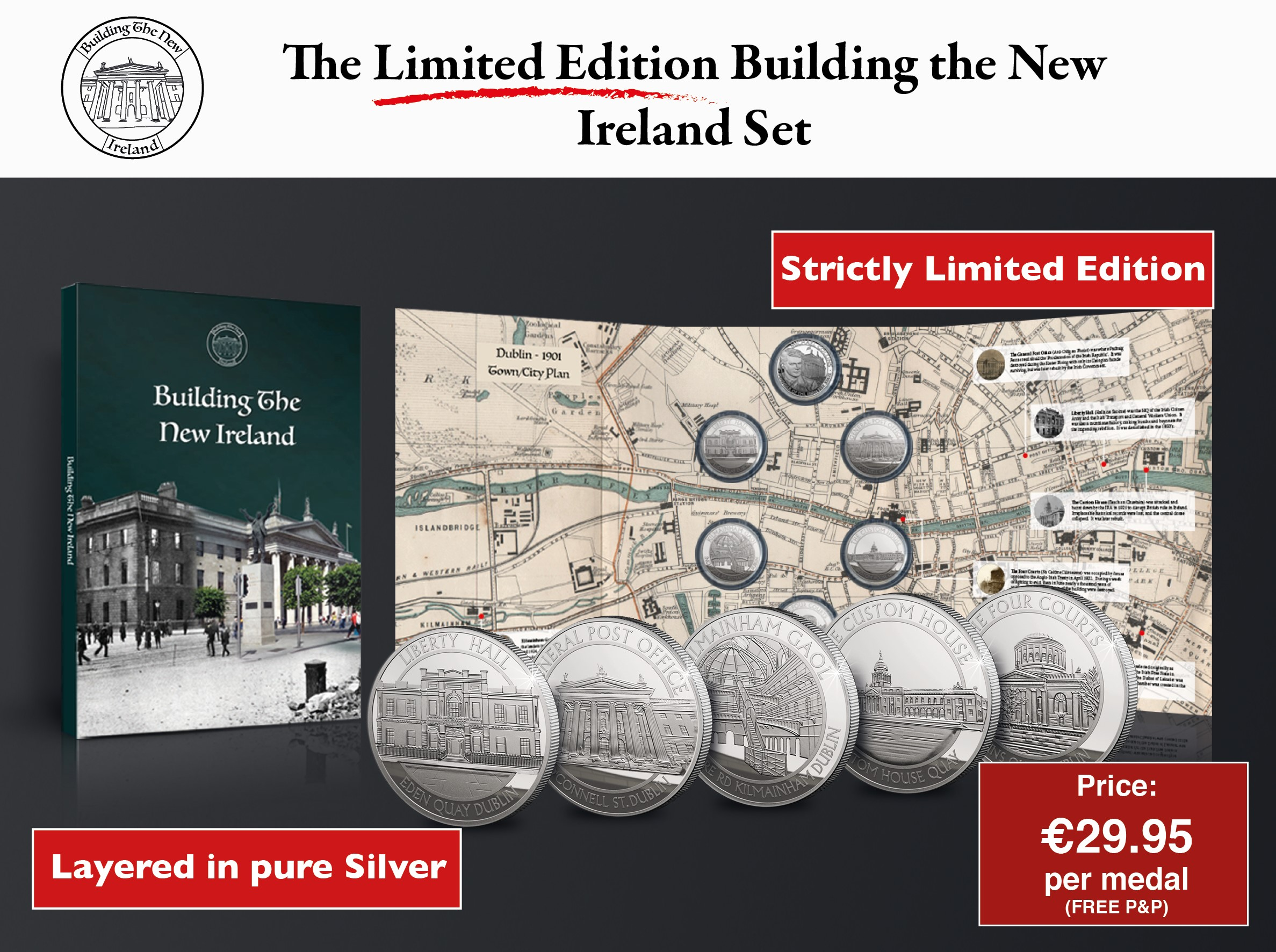 Complete your set - Building The New Ireland