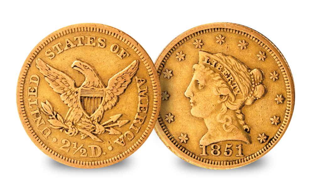 2 rare US coins which had high significance in their era