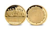 The medal commemorates the 100th Anniversary of the Easter Rising