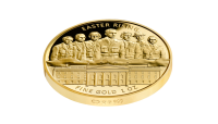 Struck to commemorate the 100th year anniversary of the 1916 Easter Rising