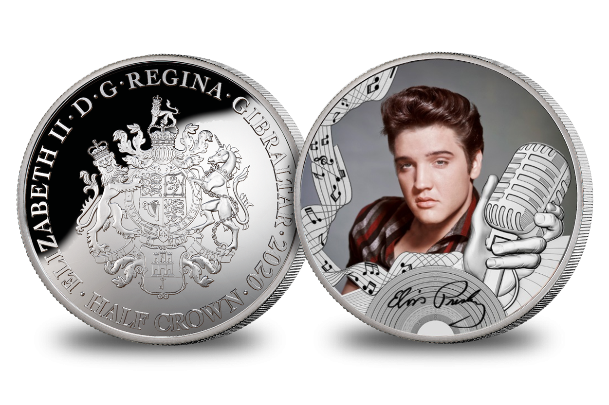 Features a design that depicts the official signature of the man himself