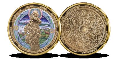 Official Jim FitzPatrick's Ériu Gold Plated Premium Pack