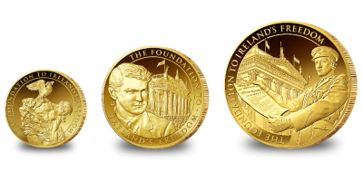 GPO 200 Full Fractional Gold Medal Set