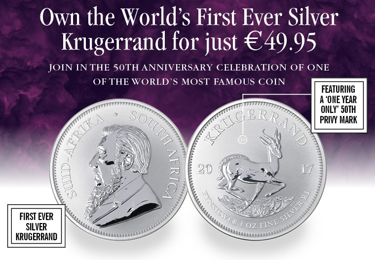 Join in the 50th anniversary celebration of the world's most famous coin