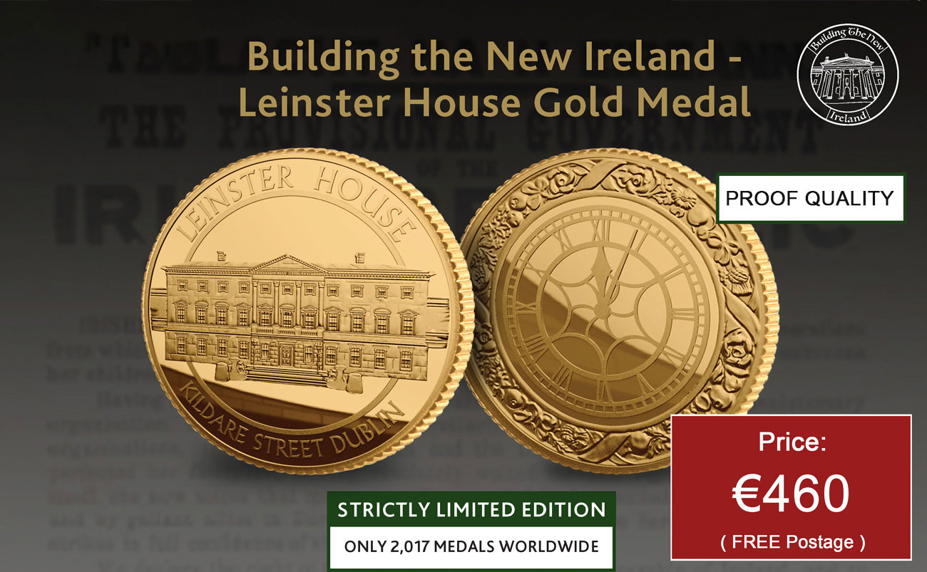Leinster House Gold Medal
