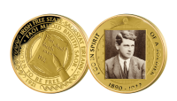 Michael Collins Path to Freedom Medal