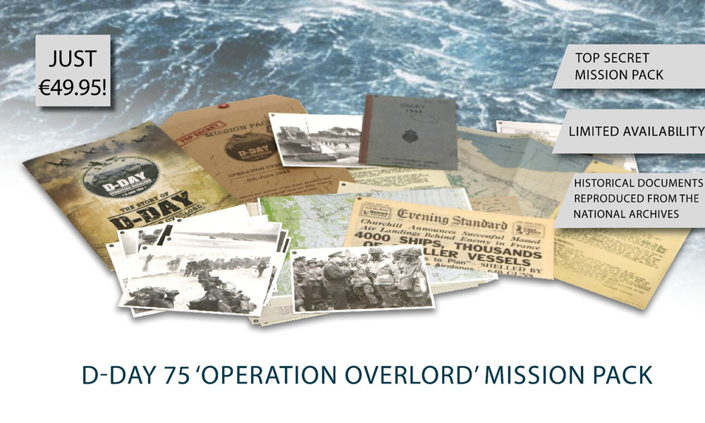 Official Operation Overlord Mission Pack