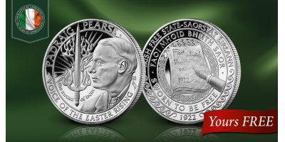 Pádraig Pearse Commemorative Medal