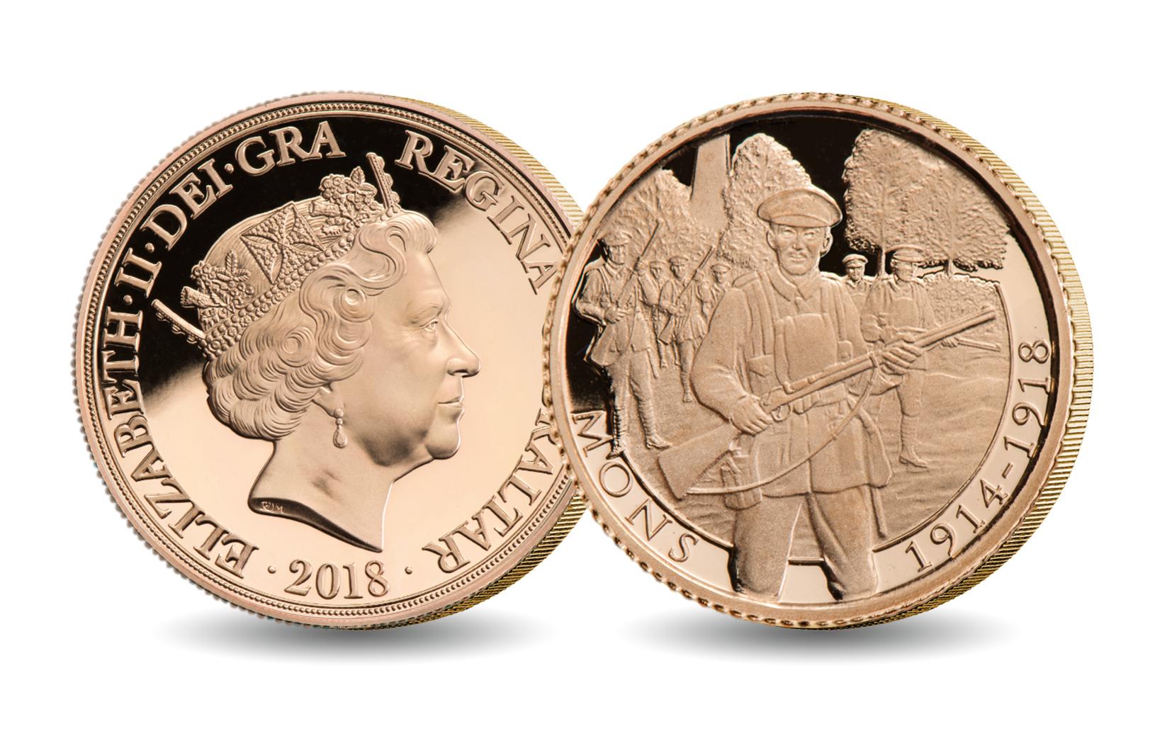 Penny Black 1/10oz. Gold | The Dublin Mint Office