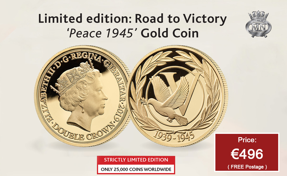 Road To Victory Peace Gold Completer