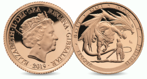 Royal Baby 2019 Double Sovereign