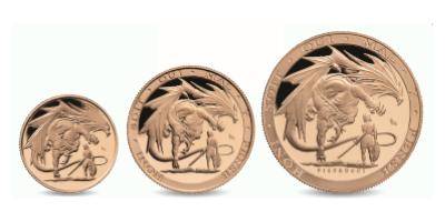 Royal Baby 2019 Sovereign 3-Coin Set