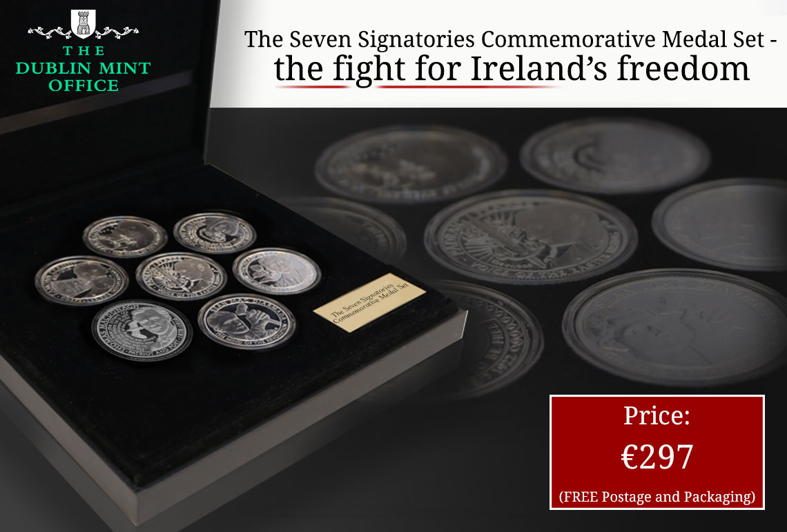 Seven Signatories Medal Set