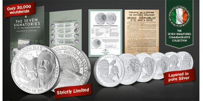 Complete your Seven Signatories medal set