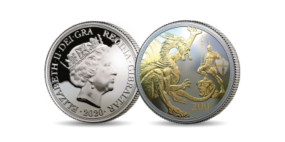 2020 'Let the Battle Commence' Silver Sovereign