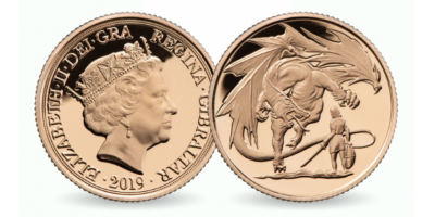 St. George & the Dragon Full Sovereign 2019 Into the Dragon's Lair
