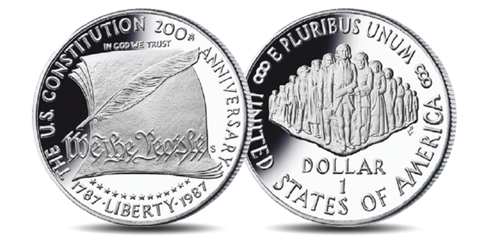 US_Constitution_Silver_Dollar