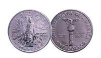 Congress_1989_US_Silver_Dollar